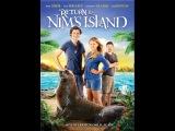 Возвращение на остров Ним Русский трейлер 2013