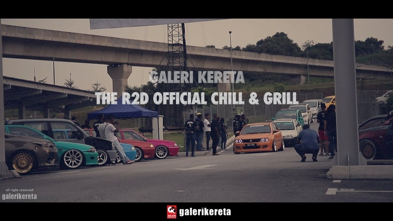 The R2D Official Chill Grill 2018 (Stance Meet UP)