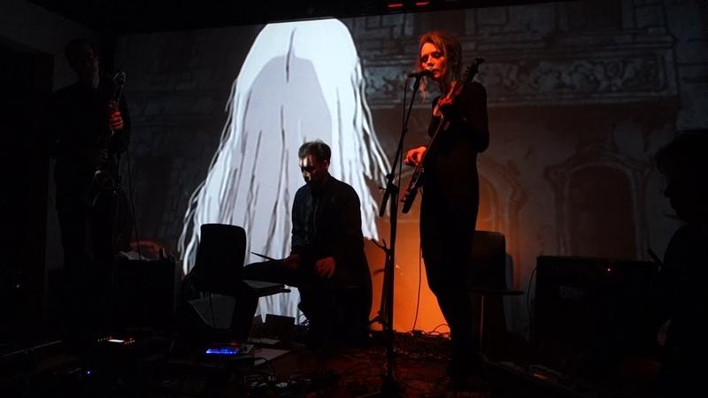 Кроль - Тьма (live at Powerhouse, Moscow, 22.04.2018)
