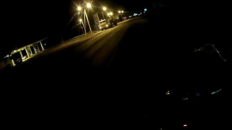 Покатушка в Черкассы и Быдло на дороге