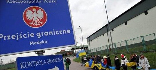 Из Польши депортирована группа украинских «заробитчан»