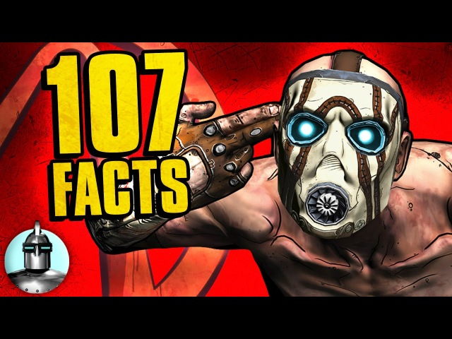 107 Borderlands Facts that YOU Should Know! | The Leaderboard