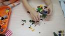 Собираем конструктор Лего Сити Набор Джунгли для начинающих Lego City Set Jungle for beginners