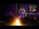 Фестиваль водных фонариков огненное шоу от Raven