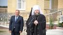 В Губкине состоялось открытие духовно просветительского центра Преображение
