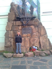 Serega Popov, 29 мая 1990, Санкт-Петербург, id144591055