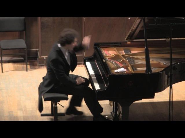 C Debussy Étude 11 pour les arpèges composés composite arpeggios Sergey Kuznetsov