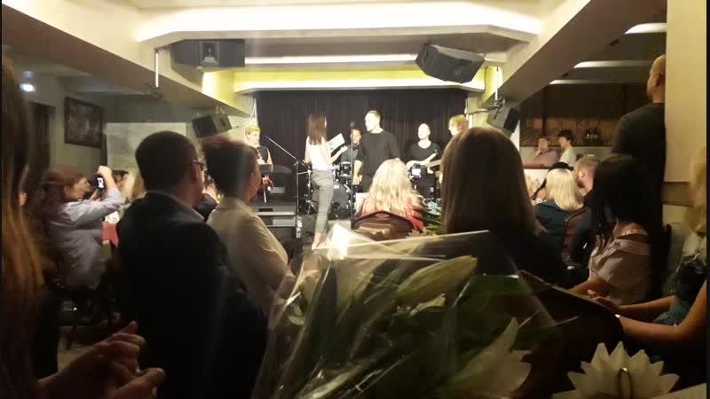 Витольд Петровский. Москва. Гнездо глухаря. 15. 09.18
