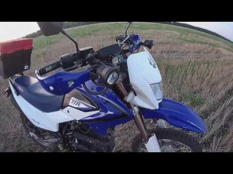 Обзор и доработка мотоцикла Irbis TTR 250r