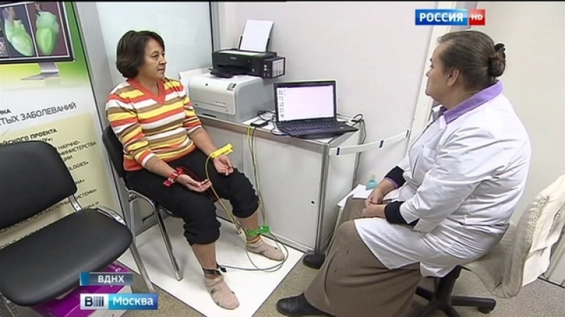 Вести Москва • Москвичи смогут бесплатно проверить зрение и сердце на ВДНХ