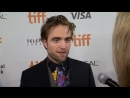 ET Canada Robert Pattinson On Working With Claire Denis