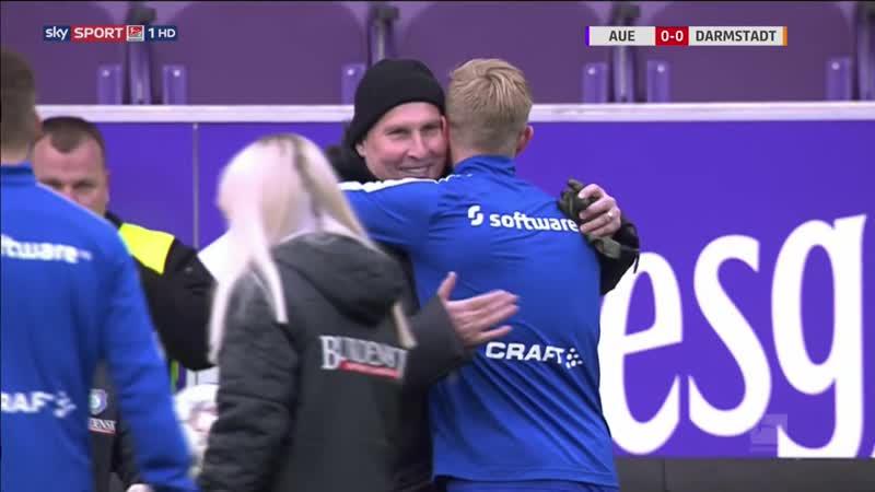 2 Бундеслига 2018-19 17 тур