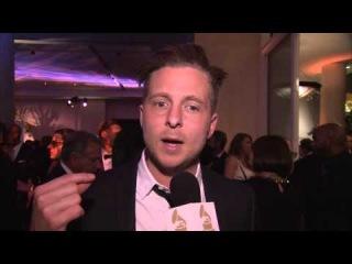 Ryan Tedder: Clive Davis Is The Godfather