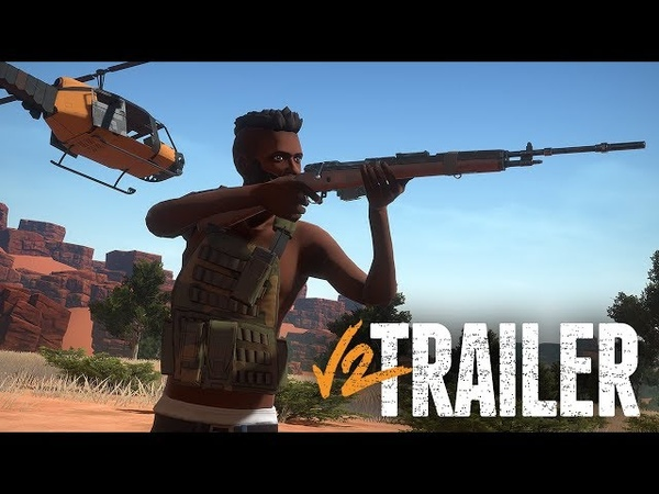Hurtworld V2 Update Announcement Trailer - 12th January Release Date