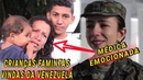 🔴MÉDICA DA FAB FORÇA AÉREA CHORA AO VER MULTIDÃO DE CRIANÇAS FAMINTAS VINDAS DA VENEZUELA