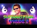Supernatural CRACK 9 SuperArtificial DANCE PARTY