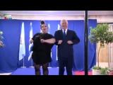 «Танец маленьких утят» в исполнении премьер-министра Израиля