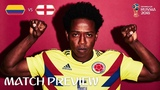Carlos SANCHEZ (Colombia) - Match 56 Preview - 2018 FIFA World Cup