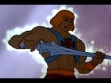 He-Man transformation - I have the power.avi