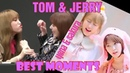 TOM AND JERRY Best moments of sakura(미야와키 사쿠라)and yena(최예나)2018