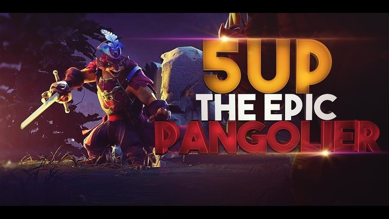 Who Is This Guy!? WTF New Pango Pro - Better than Tavo? 5up Pangolier Spammer – EPIC Gameplay Dota 2
