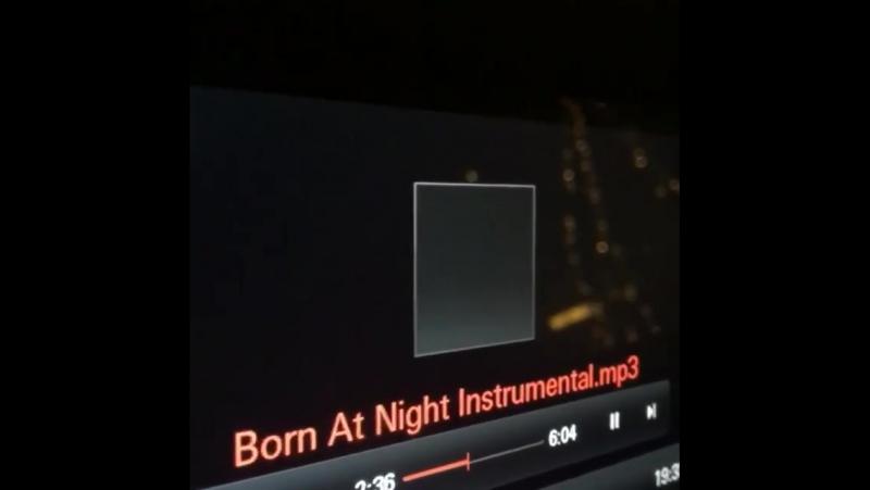 Dimitry Vangelis Wyman - Born At Night | Teaser