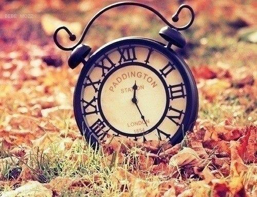 Время — удивительная штука.