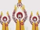 Ronald's A Dance-aholic! Final Fiend Clown Ronald M.- U.N. Owen Was Her