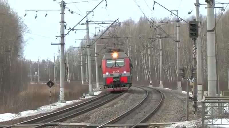 Электровоз 2ЭС4К-109