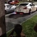 Flamethrower Nissan 370Z