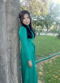 Анеля Ахмедова, 21 июня 1994, Астрахань, id191562445