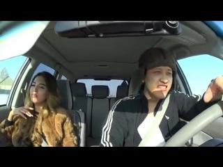 ШОК! Таксист қазақ қызын... _ Таксист довел казашку до истерики! Астана пранки.mp4
