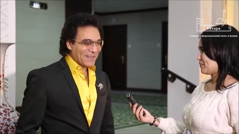 Andy in Bukhara Tashkent 2018