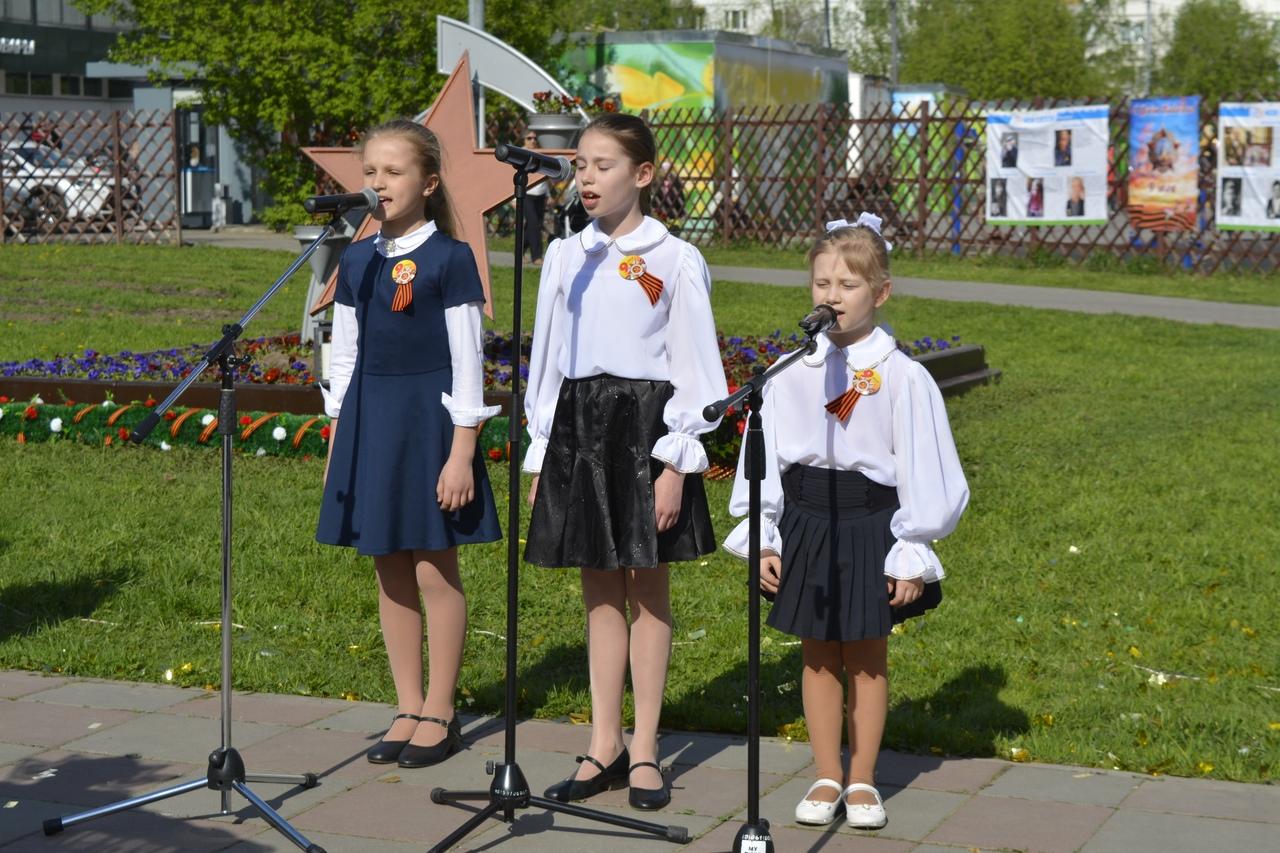 праздник в Ивановском