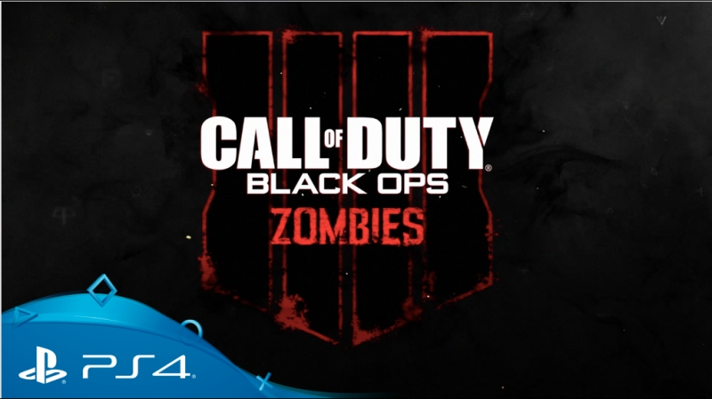 Режим Зомби | Call of Duty: Black Ops 4 | PS4