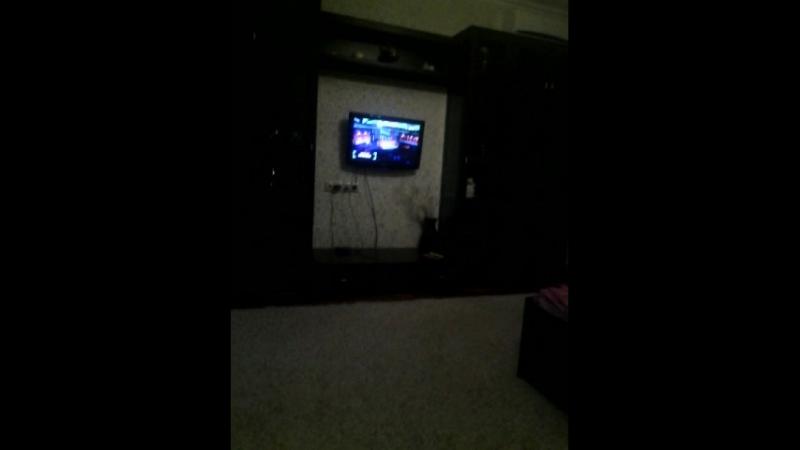 Ночь в компании телевизора 😂