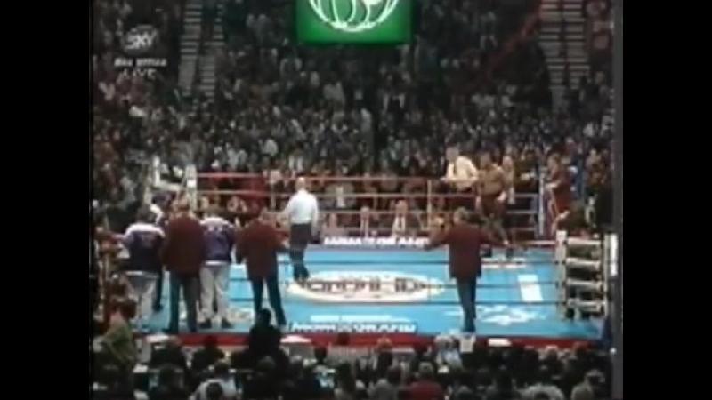 Mike Tyson Vs Evander Holyfield II 1997