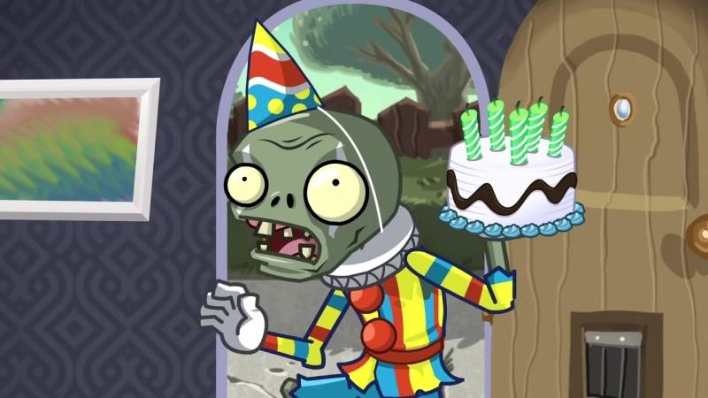Plants vs Zombies 2 6th Birthdayz