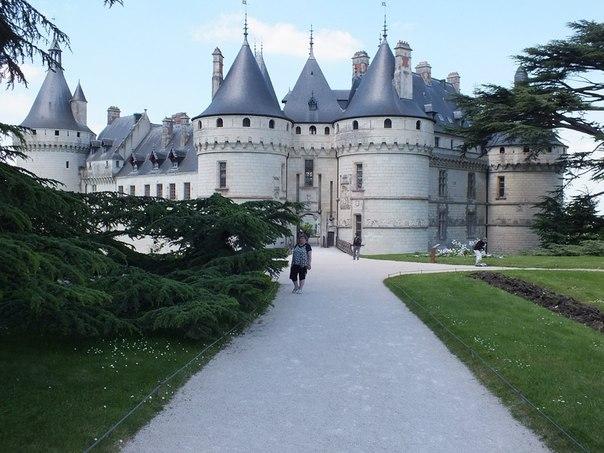 Замок Шомон!