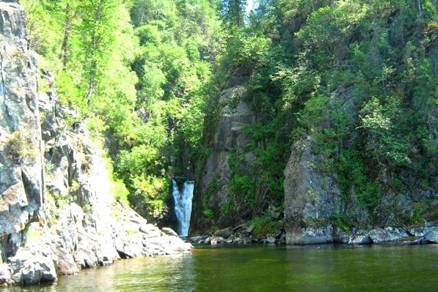 Водопад Тиште-2012