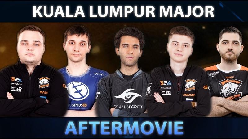 KUALA LUMPUR MAJOR DOTA 2 Aftermovie - Best Moments