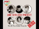 After School Club EP73 Live on June 10 1PM (KST) U-KISS(