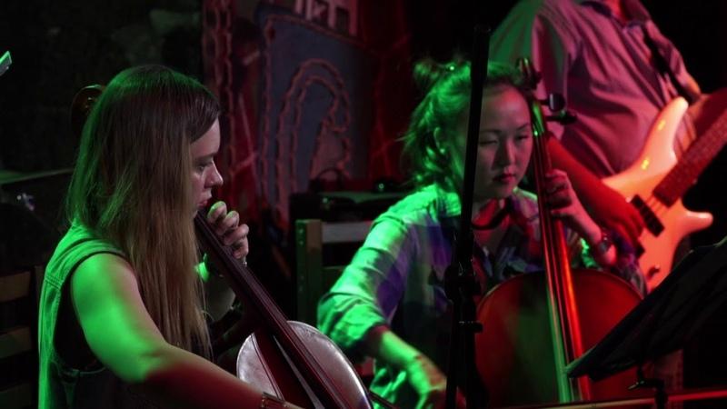 Je tiame (L.Fabian) - FluteVirtuosus (Флейты,скрипки,виолончели,рояль,гитара) - Анна Махова