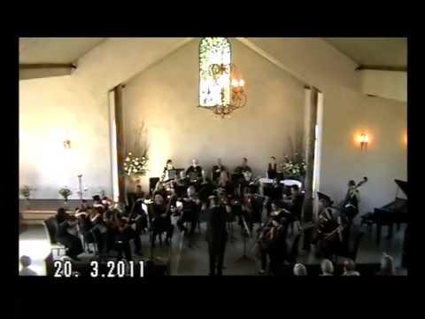 Mozart Jupiter Symphony No.41 Mov III