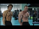 Яшанькин и Молнар Тренировка груди Полная версия