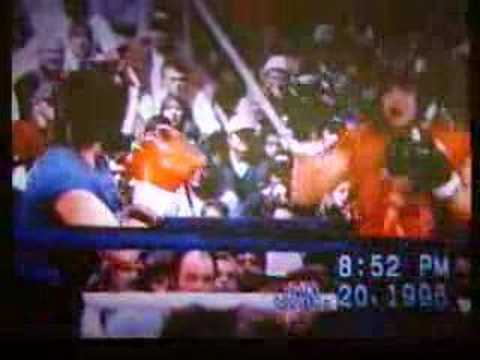 Idaho CSI Boxing Smoker 1996 part 1