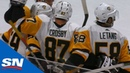 Sidney Crosby Records Natural Hat Trick Against Colorado Avalanche