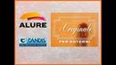 CANDIS LE ORIGINALE ESTERNI Итальянская декоративная краска для стен от ALURE декоративные покрытия