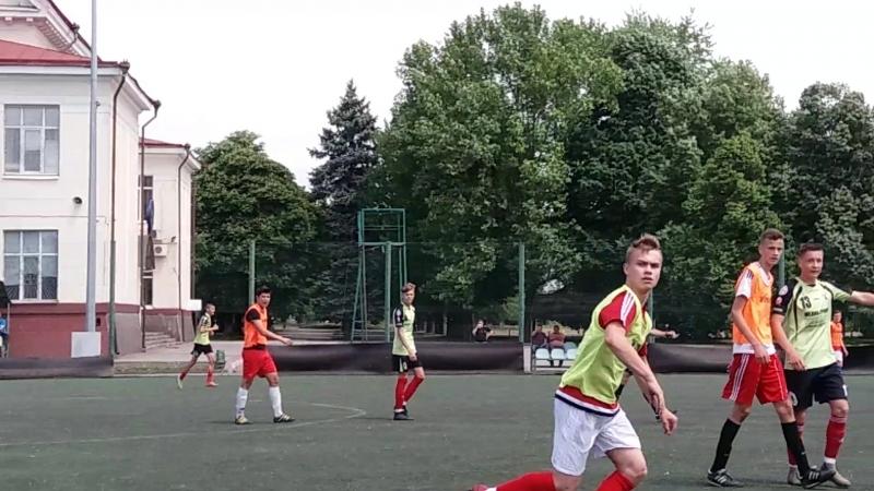 ЧГ - U17 IX тур ДЮФК
