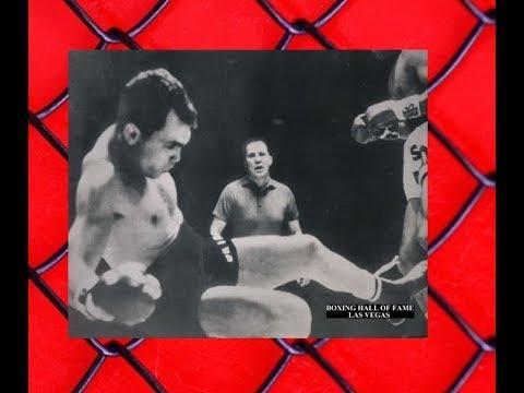 MEXICAN RIOT - Carlos Ortiz Stops Sugar Ramos This Day October 22, 1966 Lightweight Crown
